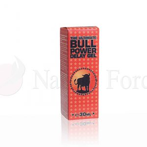 Bull Power delay Gel 30ml magömlés késleltető