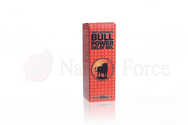 Bull Power delay Gel 30ml magömlés késleltető