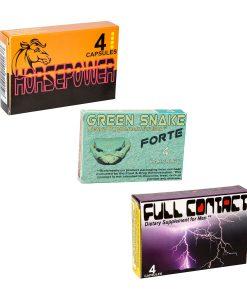 greensnakforte-horsepower-fullcontact potencianövelő