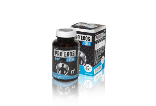 Pro Eros Extra prosztata és potencia problémákra