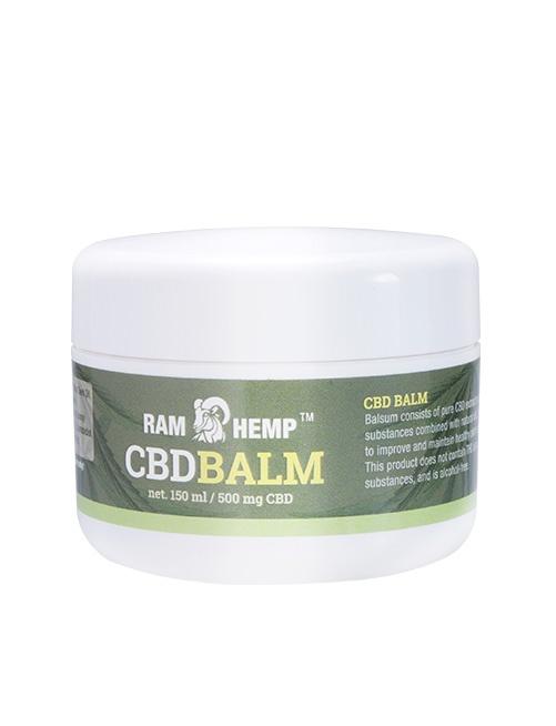 RAMHEMP CBD Balzsam 150 ml