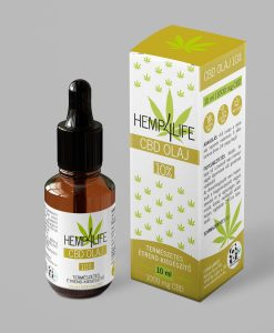Hemp4Life CBD olaj 10 ml 10 %