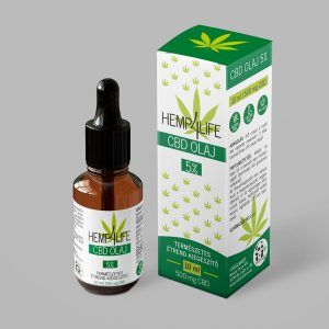 Hemp4Life CBD olaj 10 ml 5 %