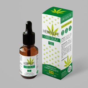 Hemp4Life CBD olaj 30 ml 5 %