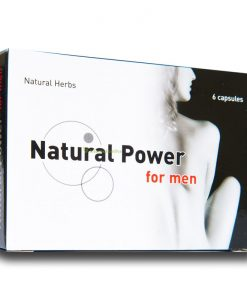 natural power for men potencianövelő