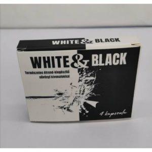 WHITE&BLACK alkalmi potencianövelő