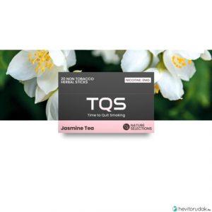 TQS Jázmin Tea ízű nikotinmentes hevítőrúd - 1 DOBOZ