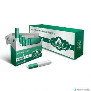 ANITA Mentol ízű nikotinmentes hevítőrúd - 1 Doboz