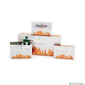 Healcier Narancs Ízű Nikotinmentes Hevítőrúd - 1 Doboz