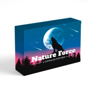 Nature Force 4 kapszulás alkalmi potencianő férfiaknak