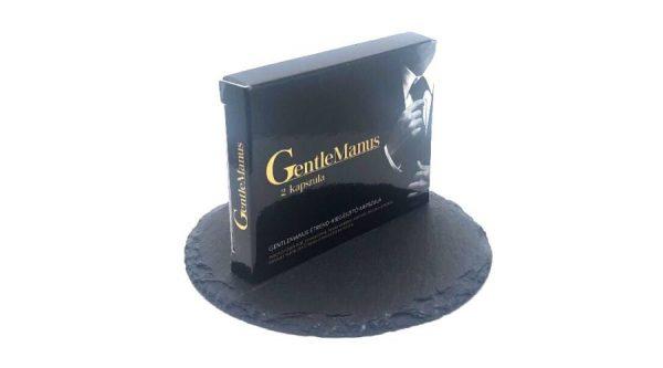 Gentlemanus 2db-os alkalmi potencianövelő férfiaknak